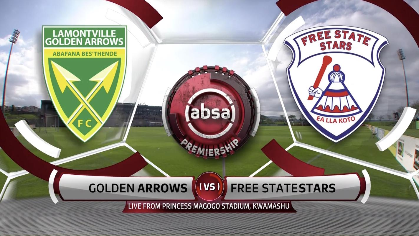 Golden Arrows v Free State Stars